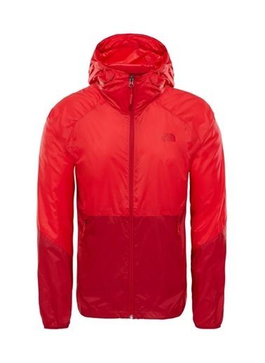 The North Face Rüzgarlık Kırmızı